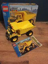 Giant Lego 7344 City Contruction Set Dump Truck