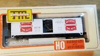 C6 TRAIN CAR BOX CAR KIT BETWEEN THE ACTS CIGARS PLC 110 TRAIN MINIATURE