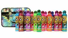 Bingo Dauber - Bingo Brite Ink - Set of 14 - 4oz (110ml) - In a Designer Bag!