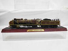 MES-50939Atlas Edition Standmodell Dampflok Pacific Chapelon Nord