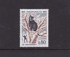 Monaco 1975 80c Cat up tree Mint Never Hung SG1216