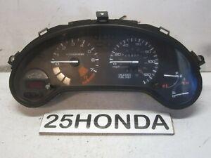 92-97 Honda Del Sol Vtec 7RPM Gauge Cluster USDM Speedo EG1 EG2 OEM Civic Crx