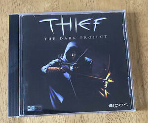 PC Game - Thief: The Dark Project - Eidos - Jewel Case - 1998
