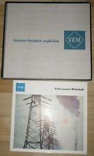 10 Jahre VEM Elektro-Maschinenbau Dresden Festschrift 1972