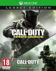 Call of Duty, Infinite Warfare Legacy Edition + Modern Warfare XBOX One