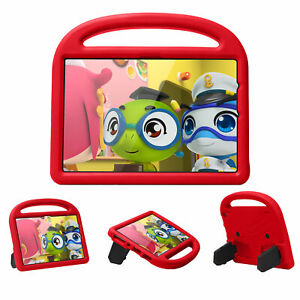 Cute Kids Safe Case EVA Handle Stand Cover For Amazon Fire HD 10/HD 10 Plus 2021