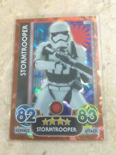 STAR WARS Force Awakens - Force Attax Extra Trading Card #108 Stormtrooper