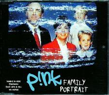 PINK FAMILY PORTRAIT 3 TRACK AUSTRALIAN PRESSING CD - EXCELLENT - VGC