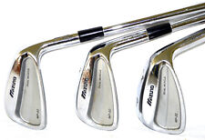 Mizuno MP 52 Irons (8-9-PW) Forged Set Rifle Firm Project X 5.5 Steel