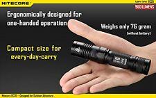 Nitecore EC20 LED Flashlight, 960 Lumens, Black