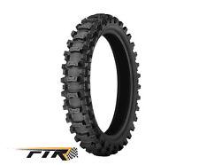 """Michelin MS3 90/100 - 14"""" Rear Motocross Tyre Kawasaki KX 80 / 85"""