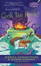 Cook the Books (Gourmet Girl Mysteries)-ExLibrary