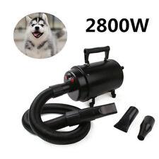 2800W Asciugatrice Riscaldatore Soffiatore per Animali Cani Gatti 68dB