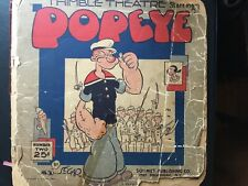 RARE - Vintage Popeye Issue #2Thimble Theatre Starring 1932