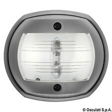LED Grey Navigation Light WHITE Stern 135  Compact Boat Nav    NAVGYWH135L