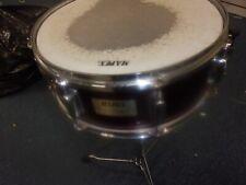 mapex Venus 14 dia by 5 1/2 deep snare drum maroon