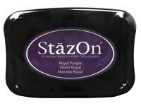 StazOn® Solvent Ink - Royal Purple NEW SZ101