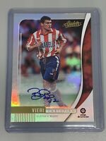 Christian Vieri 2019-20 Panini Chronicles Soccer Auto Absolute Atletico Madrid