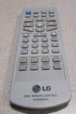 LG AKB30648704 DVD Remote Control Replacement Gray