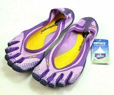 VIBRAM Fivefinger Entrada Purple Yogo Running Fitness Shoe UK 4