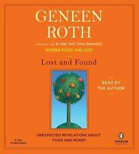 Lost & Found - Geneen Roth - Audio Book - CDs - Unabridged - Free Shipping