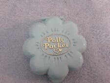 Vintage Polly Pocket Midge's Flower Shop Flower Compact No Doll