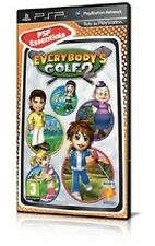 EVERYBODY'S GOLF 2 GAME GIOCO SONY PSP NUOVO SIGILLATO