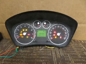 10 11 Ford Transit Connect Speedometer Instrument Cluster Unknown Miles