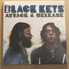 The Black Keys-Attack & Release ** HQ-VINYL LP + CD ** NEW ** SEALED **