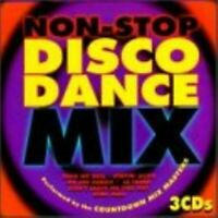 Non Stop Disco Dance Mix - Music CD - Various Artists -  1997-06-03 - Madacy Rec