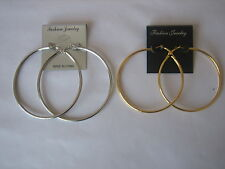 Unbranded Hoop Costume Earrings without Stone