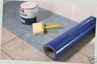 HARD FLOOR PROTECTOR SELF ADHESIVE 60CMX50M (30M2) BLUE REV WOUND