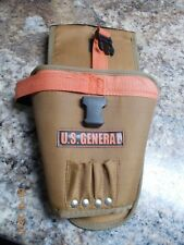 US General Tool Pouch with Large Belt Loop, lightly used