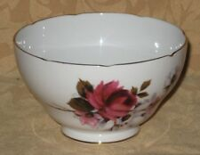 Lovely Royal Stafford Honeybunch English Bone China Footed Sugar Bowl