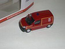 Norev Renault Kangoo bombero rojo 3-inch / 1:64