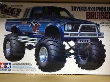 58519 Tamiya R/C 4WD BRUISER 1/10 Toyota 4X4 Pick Up (RN36) Off Road Truck