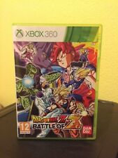 Dragon Ball Z Battle of Z Xbox 360 UK PAL