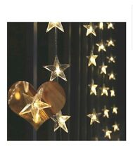 led star curtain lights for Christmas wedding parties and home decoration.