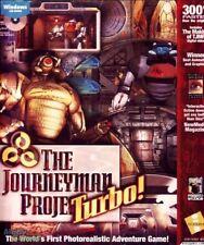 THE ORIGINAL 1994 JOURNEYMAN PROJECT TURBO +1Clk Windows 10 8 7 Vista XP Install