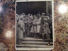 "1930s Photo Babe Ruth Ny Yankees Underwood original ""Brick"""