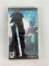 PSP Crisis Core Final Fantasy VII (2008), UK Pal, Brand New & Factory Sealed