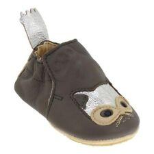 indiansummer Liya/'s Ecopell Lederpuschen  Hausschuhe Babyschuhe aus ÖKO Leder