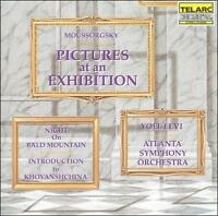 Moussorgsky: Pictures at an Exhibition; Night on Bald Mountain; Introduction...