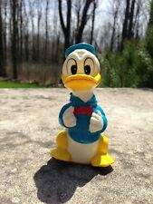 """1960 Marx Toy's Donald Duck 5"""" Wind Up, VINTAGE, FREE SHIPPING, 30-DAY RETURNS"""