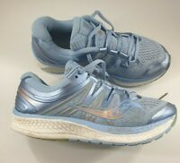 Saucony Everun ISO Series size 5 (38)  blue lace up running shoes trainers