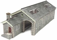 Metcalfe PN936 - Settle Carlisle Goods Shed Die Cut Card Kit N Gauge