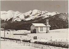 ALTIPIANO DEL CANSIGLIO - LA CHIESETTA E MONTE CAVALLO (BELLUNO) 1978