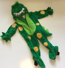 Dragon Toddler Mini Wear 18 Months Halloween Costume Large Tail Front Zipper