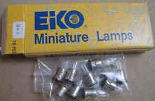 Light Bulb Miniature Lamp # 345 Lot of 20 EIKO