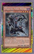 Maestro Ninja Hanzo CT09-FR003 Ténèbres Guerrier Effet Niveau 4